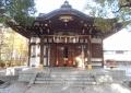 橘樹神社拝殿