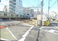 東海道線の踏切