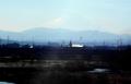 初雁橋から見える富士