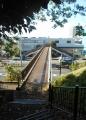 環状2号線の歩道橋