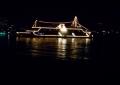 コスモワールドから見た遊覧船