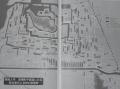 彦根町の市街図(昭和2年)