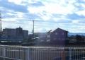 新権現橋から見る富士