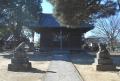 阿蘇神社・拝殿