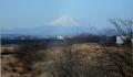 富士のクローズアップ