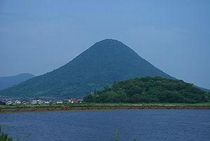 飯野山 讃岐富士