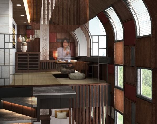 Train Suite-interior2