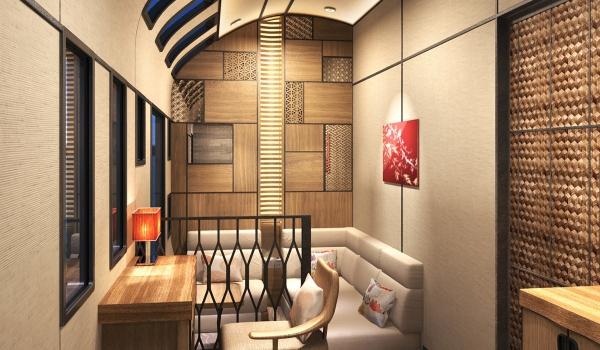 Train Suite-interior
