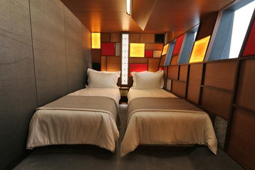 Train Suite-bed