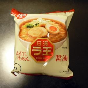 ラ王_醤油