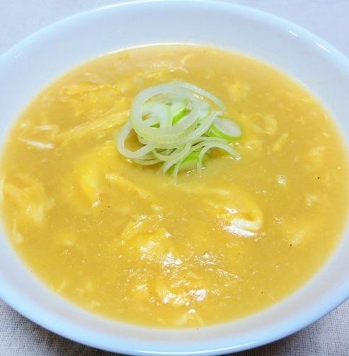 コーンスープ 大