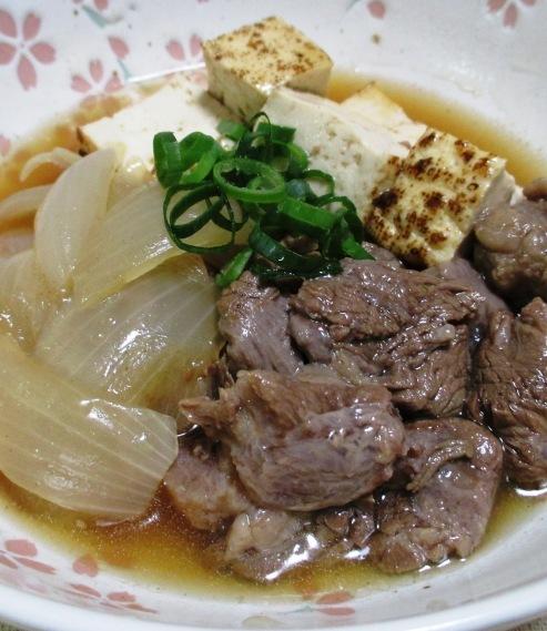 牛すじ豆腐 大