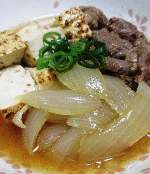 牛すじ豆腐 拡大