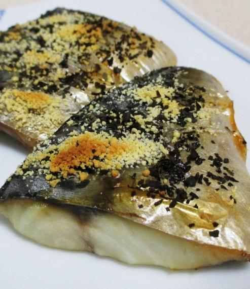サバのバジルチーズ焼き 大
