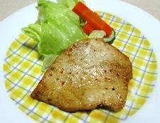メカジキの七味照り焼き 調理④