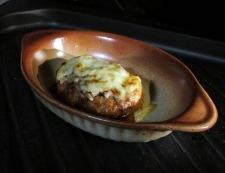 コロッケのソースチーズ焼き 調理④