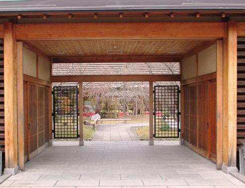 小倉山荘④