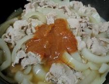 玉ねぎと豚こまのにんにく味噌煮込み 調理⑤