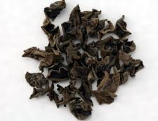 キクラゲの胡麻コチュジャン炒め 材料①