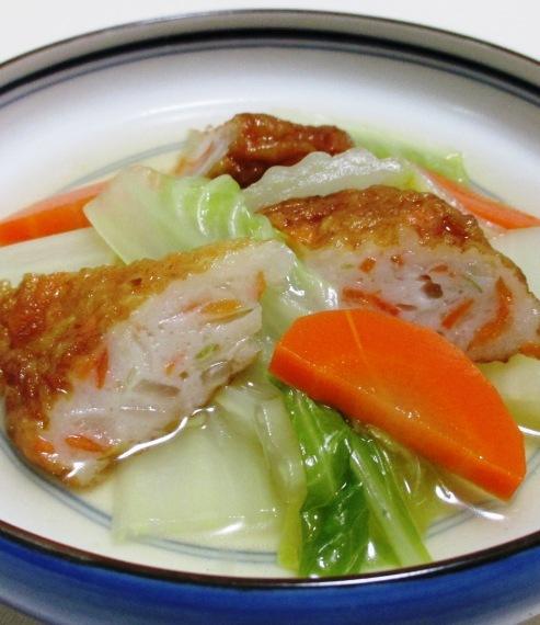 白菜野菜天 B