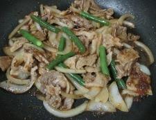 焼肉のタレちょい足しレシピ 調理4