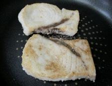 マーマレードバターソース 調理③