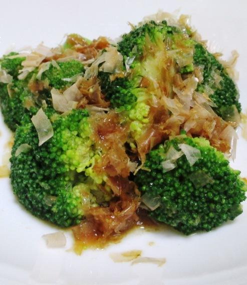 麺つゆブロッコリー B