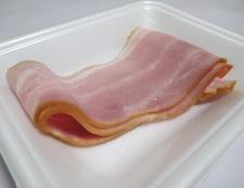 白菜ベーコン 材料②