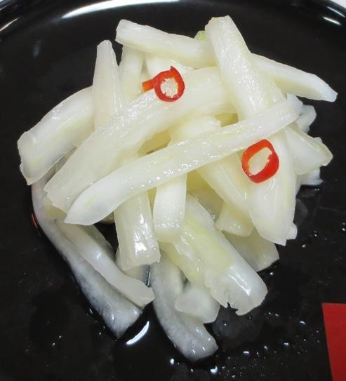 白菜甘酢漬け 大