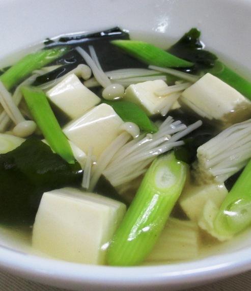 えのきスープ B