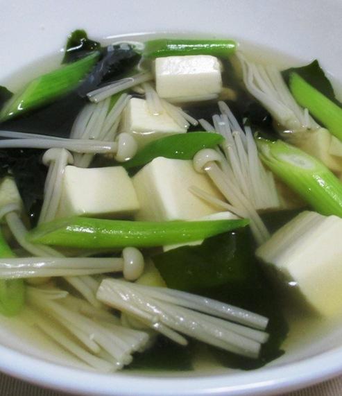 えのきスープ 大