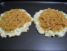 モダン焼き 調理②