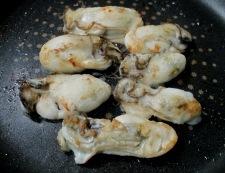 牡蠣のうまコク照り焼き 調理④