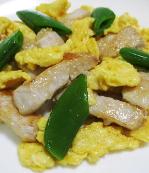 メカジキと卵のうまコク炒め 大
