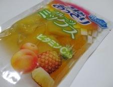 フルーツ葛湯 材料