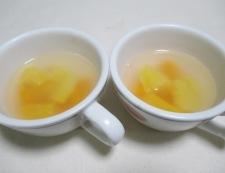 フルーツ葛湯 調理③