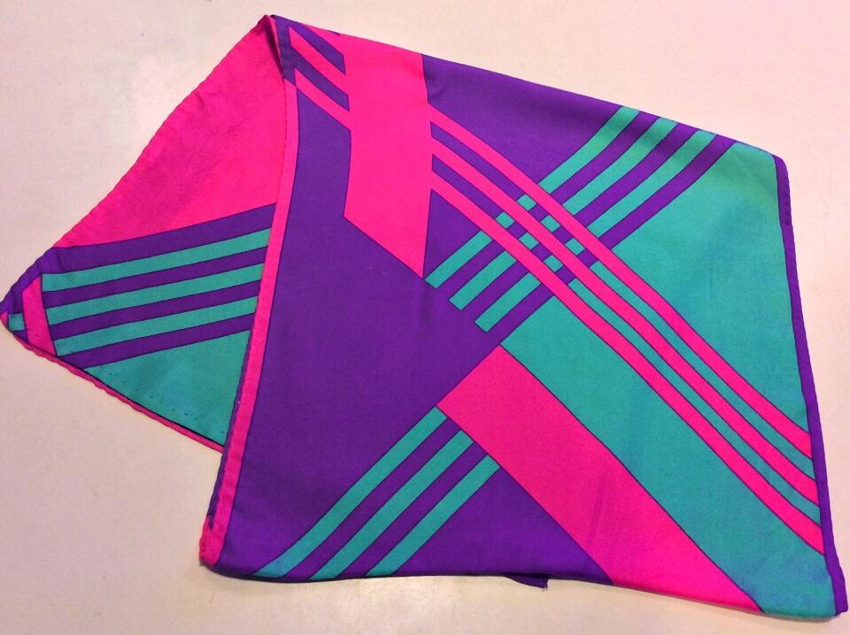 70sPinkPurpleTealLongScarf.jpg
