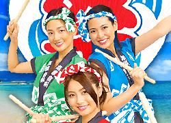 パチンコ「CR スーパー海物語 IN JAPAN」で使用されている歌と曲の紹介。「ミスマ de ワッショイ / マリン」