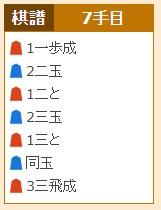 フルーツメール詰将棋