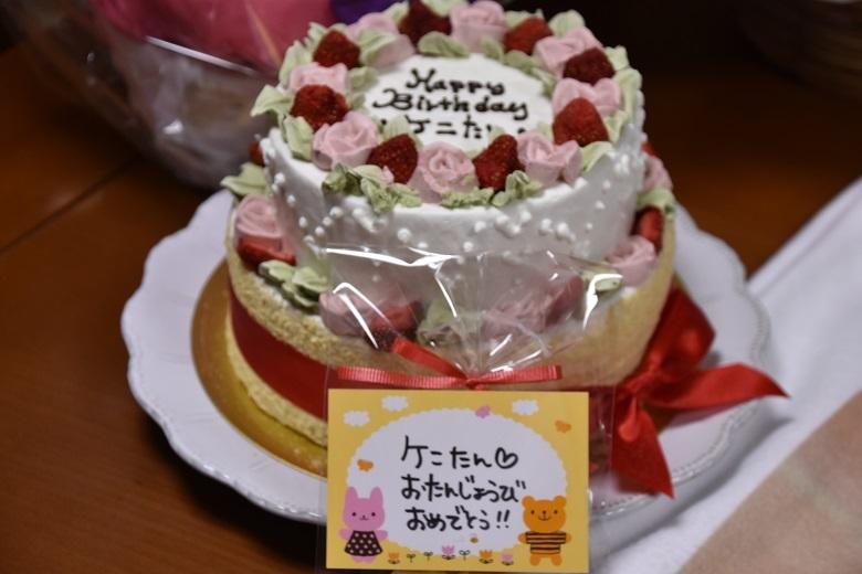 268 ケーキ