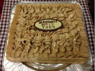 元旦のケーキ