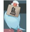 にほんブログ村 鳥ブログ ワカケホンセイインコへ