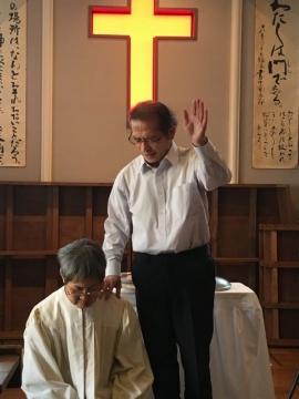 2016-12-25岩崎雅子洗礼式1S