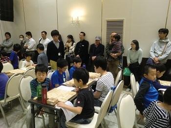 平成28年度荒川区民将棋大会11-2