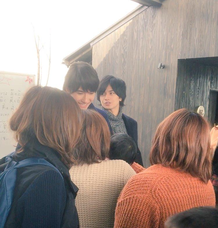 セクゾ中島健人とマリウス葉が熊本の仮設住宅のクリスマス会にサプライズ参加→被災者感動!