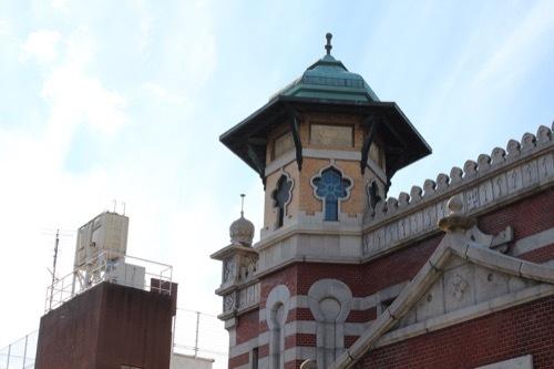 0019:西本願寺伝道院 東外観②