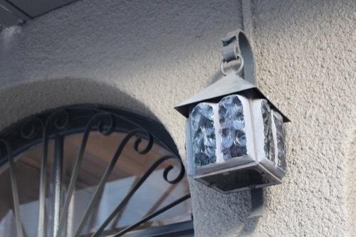 0186:伏見ビル 独創的な照明デザイン
