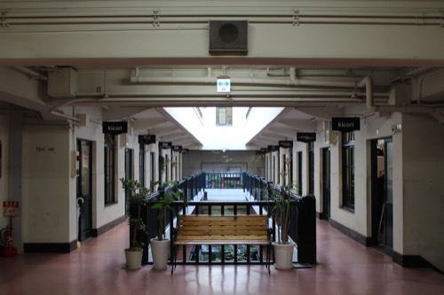 0188:船場ビルディング 3階の様子