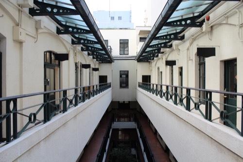 0188:船場ビルディング 4階の様子①