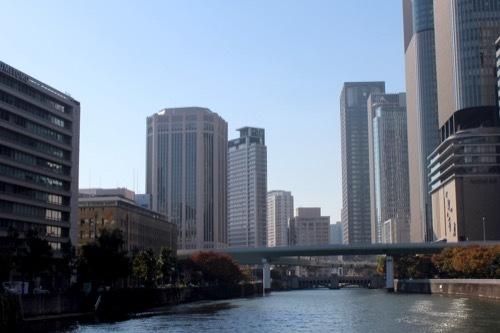 0194:三井住友銀行大阪本店 淀屋橋から